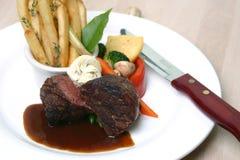 Lendenstück-Steak Lizenzfreies Stockfoto