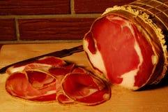 Lendestuk van varkensvlees royalty-vrije stock afbeeldingen