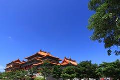 Leng-Noei-Yi Chinese temple 2 ,Thailand Royalty Free Stock Image