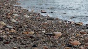Lengte overzeese golven stock videobeelden