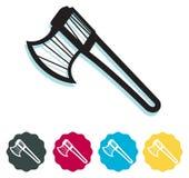 Lenhador Axe Icon - ilustração Imagens de Stock