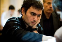 Lenier Dominguez Perez 2 Lizenzfreies Stockfoto