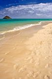 Lenikei Beach - Hawaii Stock Photography