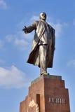Lenin. Vladimir Lenin monument in Kharkov. Built in 1963 Stock Photos