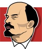 lenin Stock Illustrationer