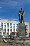Lenin.  Aleksandrov city. Russia Stock Photos