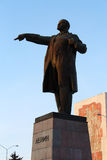 Lenin big statue Stock Images