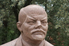 Lenin - Communist Monument - Memento Park - Budapest Stock Photo