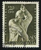 Lenin door Mestovic royalty-vrije stock foto's