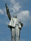 Lenin im Himmel Lizenzfreies Stockfoto