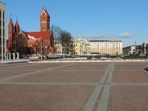 Lenin kvadrerar Royaltyfri Foto