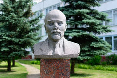 Lenin monoument Royalty Free Stock Photos