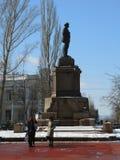 lenin monument till vladimir Royaltyfri Foto