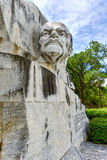 Lenin parkerar - havannacigarren, Kuba arkivfoto