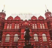 Lenin Redsquare moscow Royaltyfria Foton