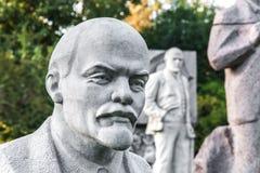 Lenin's bust Stock Images