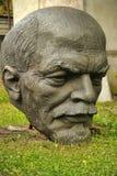 Lenin's head Stock Image