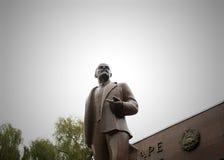 Lenin statue Stock Photos