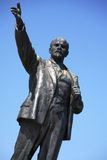 Lenin. Statue of Lenin, one of founders of communism Royalty Free Stock Photo
