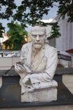 Lenin staty Arkivbild