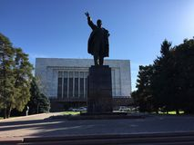 Lenin torn Royaltyfri Fotografi