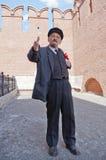 Lenin in Tula Kremlin Lizenzfreie Stockbilder