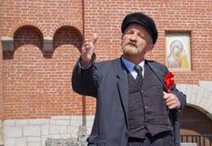 Lenin in Tula Kremlin Stockfotos