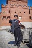 Lenin in the Tula Kremlin Royalty Free Stock Photo