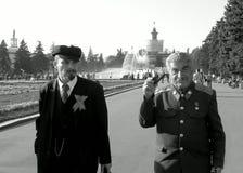 Lenin und Stalin Lizenzfreie Stockfotografie
