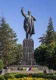 Lenin zabytek w Irkutsk Zdjęcia Royalty Free