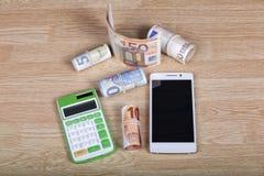 leningen Gemakkelijk Geld stock afbeelding