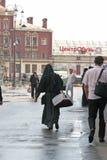 Leningrad Station Royalty Free Stock Photography
