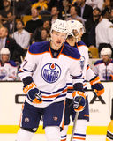 Lennart Petrell Edmonton Oilers Royalty Free Stock Images