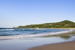 Lennox Head Australia Queensland Stock Photo