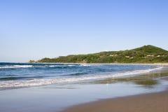 Lennox Head Australia Queensland. Australia beach point Stock Photo