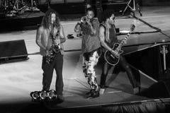 Lenny Kravitz- Nie W Ten życie usa 2016 wycieczce turysycznej Zdjęcie Royalty Free