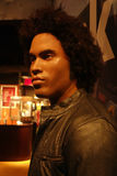 Lenny Kravitz Wax Figure Royalty Free Stock Image
