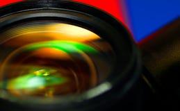 Lens 1 Royalty Free Stock Photo
