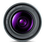 Lens Royalty Free Stock Photo