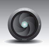 Lens 2. Camera Lens 2 Vector Drawing Vector Illustration
