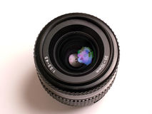 Lens. Camera Lens Royalty Free Stock Photo