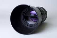 Lens 70-300 Royalty Free Stock Photo