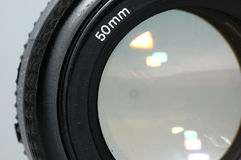Lens. The lens for the photo Stock Photo