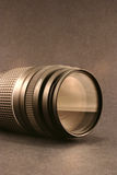 Lens. Close up on a lens Stock Photography