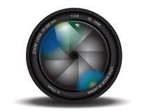 Lens Aperature Royalty-vrije Stock Foto