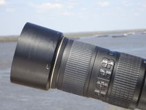 Lens. Royalty Free Stock Images