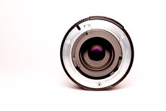 The lens Royalty Free Stock Photos