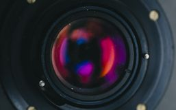 Lens For Camera Stock Images