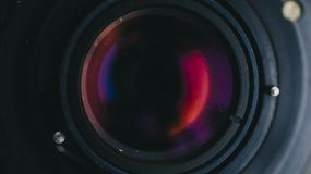 Lens For Camera Royalty Free Stock Image