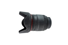 Lens. Camera digital electronic electronics focus royalty free stock image